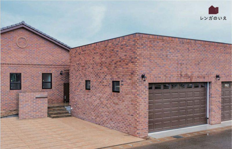大きなガレージ・広いテラス・高い天井|平屋で贅沢を実現した家